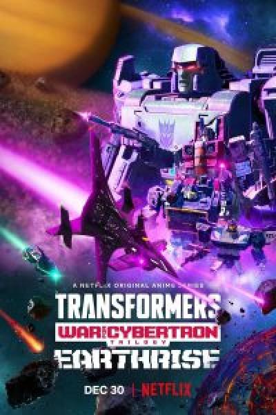 Transformers Earthrise ทรานส์ฟอร์เมอร์ส : สงครามไซเบอร์ทรอน ไตรภาค ตอนที่ 1-6 จบซับไทย