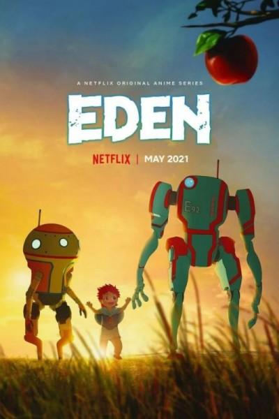 Eden อีเดน สวรรค์จักรกล ตอนที่ 1-4 จบพากย์ไทย