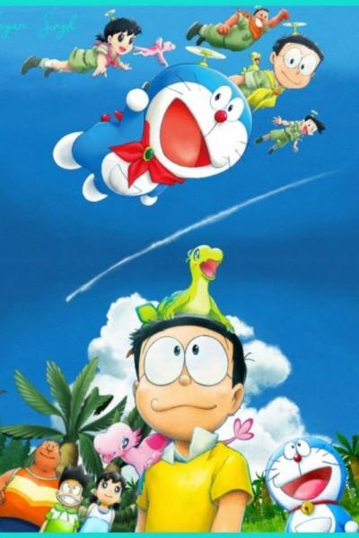 Doraemon the Movie: Nobita's New Dinosaur ตอนไดโนเสาร์ตัวใหม่ของโนบิตะ พากย์ไทย