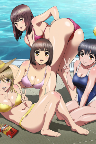 Hantsu X Trash ตอนที่ OVA +OAD 1-3/?? ซับไทย