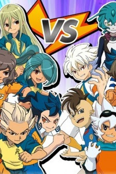 Inazuma Eleven Choujigen Dream Match จบซับไทย
