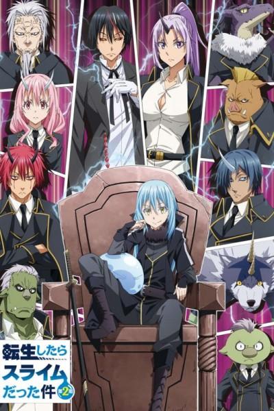 Tensei shitara Slime Datta Ken 2nd Season ตอนที่ 0-8 ซับไทย