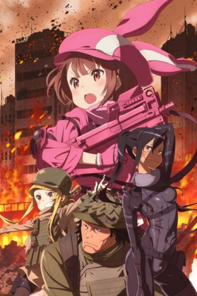Sword Art Online Alternative: Gun Gale Online ตอนที่ 1-12 จบซับไทย