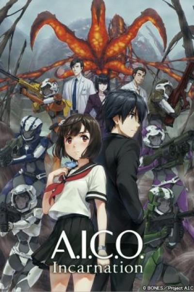 A.I.C.O. -Incarnation- ตอนที่ 1 ซับไทย