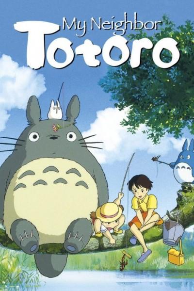 My Neighbor Totoro (1988) โทโทโร่เพื่อนรัก เดอะมูฟวี่ พากย์ไทย