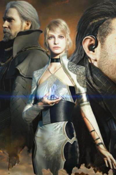 Kingsglaive Final Fantasy XV  ไฟนอล แฟนตาซี 15 สงครามแห่งราชันย์ พากยไทย