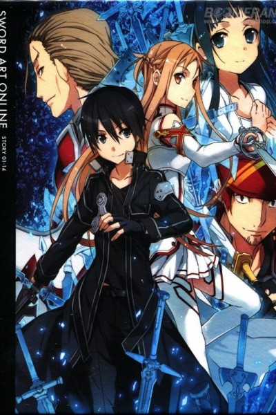 Sword Art Online ซอร์ดอาร์ตออนไลน์ ตอนที่ 1-25 จบพากย์ไทย