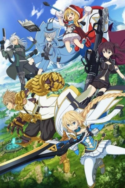 Hangyakusei Million Arthur 2nd Season ตอนที่ 1-3 ซับไทย