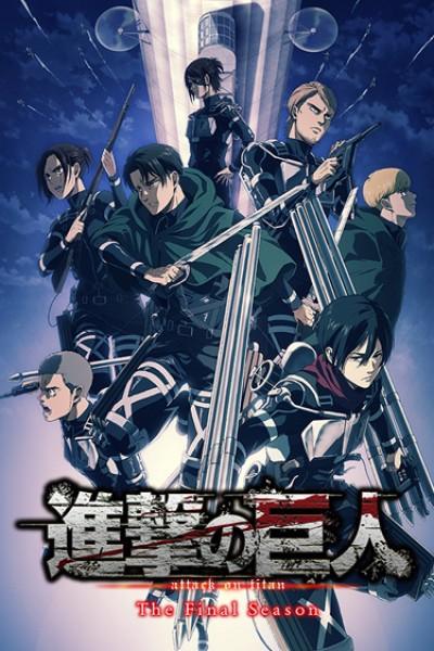 Attack on Titan Season 4 Shingeki no Kyojin: The Final Season Attack on Titan Season 4 ผ่าพิภพไททัน (ภาค4) ตอนที่ 1-17 ซับไทย
