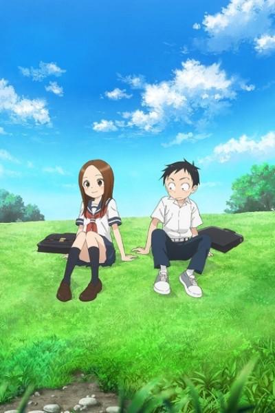 Karakai Jouzu no Takagi-san 2nd Season ตอนที่ 1-8 ซับไทย