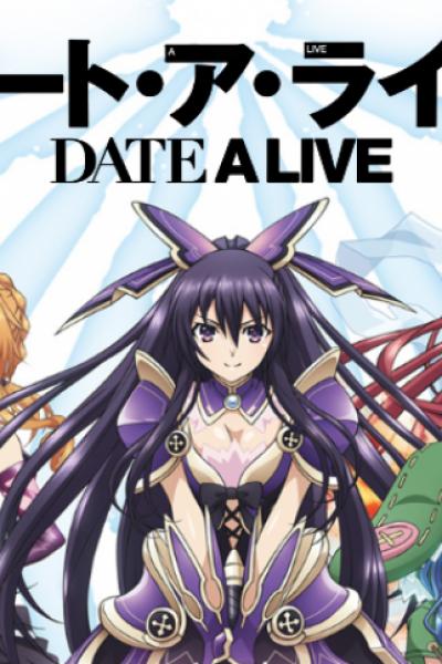 Date A Live Ⅲ ตอนที่ 1-12 จบซับไทย