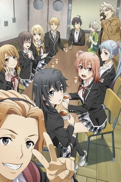 Yahari Ore no Seishun Love Comedy wa Machigatteiru. Kan (Season 3) ตอนที่ 1-12 ซับไทย จบแล้ว