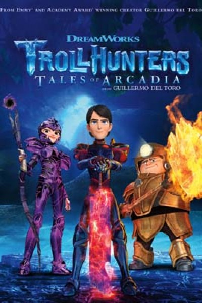 Trollhunters: Rise of the Titans โทรลล์ฮันเตอร์ส ไรส์ ออฟ เดอะ ไททันส์  พากย์ไทย