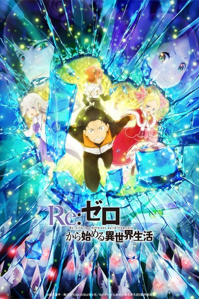 Re:Zero kara Hajimeru Isekai Seikatsu 2nd Season Part 2 ตอนที่ 1-10 (23) ซับไทย