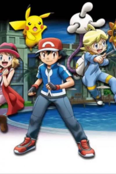 Pokemon XY 2015 [The movie]  พากย์ไทย