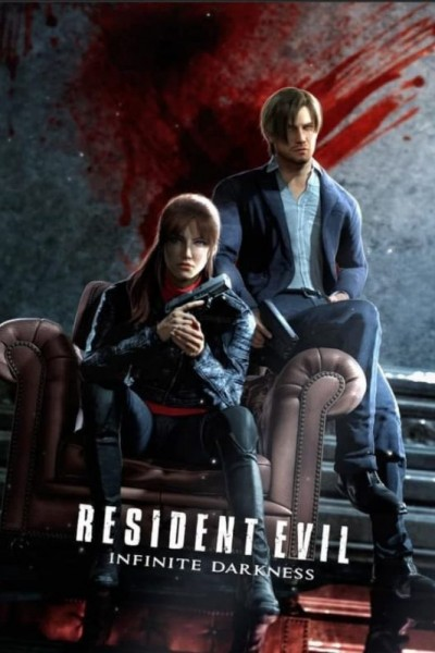 Resident Evil: Infinite Darkness ผีชีวะ มหันตภัยไวรัสมืด ตอนที่ 1-4 จบซับไทย