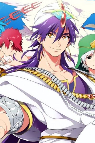 Magi : Sinbad No Bouken ตอนที่ 1-13/?? + OVA 1-5 จบซับไทย