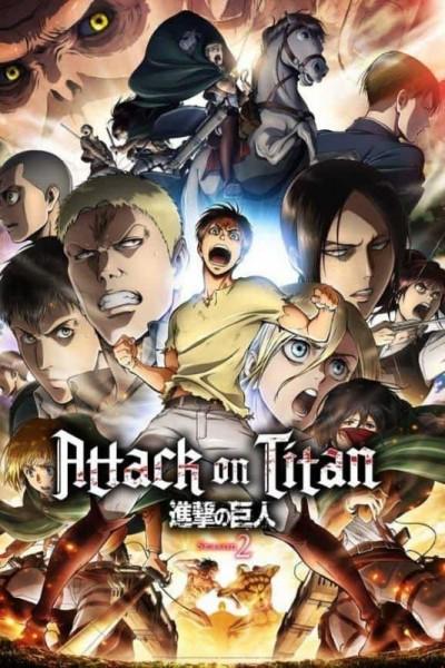 Attack On Titan (Shingeki no Kyojin) ผ่าพิภพไททัน ซีซั่น 2 ตอนที่ 1-12 พากย์ไทย จบแล้ว