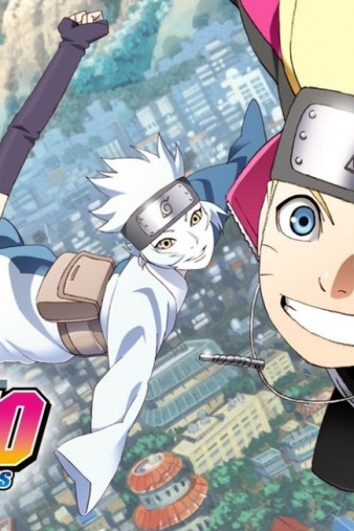 Boruto: Naruto Next Generations โบรูโตะ ตอนที่ 1-108 ซับไทย