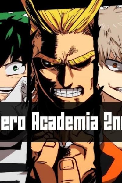 Boku no Hero Academia 2nd Season ตอนที่ 1-25 (38) จบซับไทย