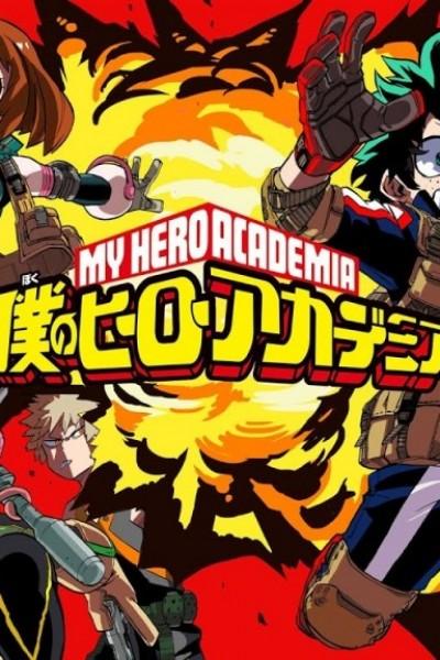 Boku no Hero Academia 2nd Season (OVA) ตอนที่ 1-3 ซับไทย