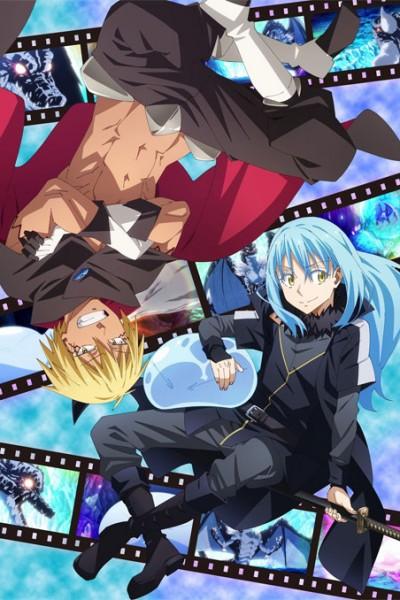 Tensei shitara Slime Datta Ken 2nd Season Part 2 เกิดใหม่ทั้งทีก็เป็นสไลม์ไปซะแล้ว ภาค2 พาร์ท 2 ตอนที่ 1-13 ซับไทย