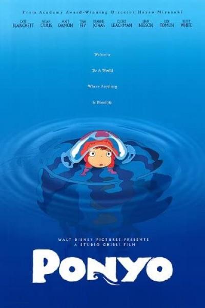 Ponyo (2008) โปเนียว ธิดาสมุทรผจญภัย เดอะมูฟวี่ พากย์ไทย