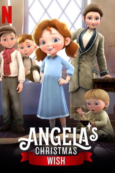 Angela's Christmas (2020) คริสต์มาสของแอนเจลา ภาค2 เดอะ มูฟวี่ พากย์ไทย