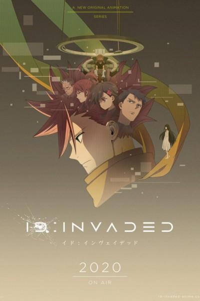 ID:INVADED ตอนที่ 1-13 END  ซับไทย