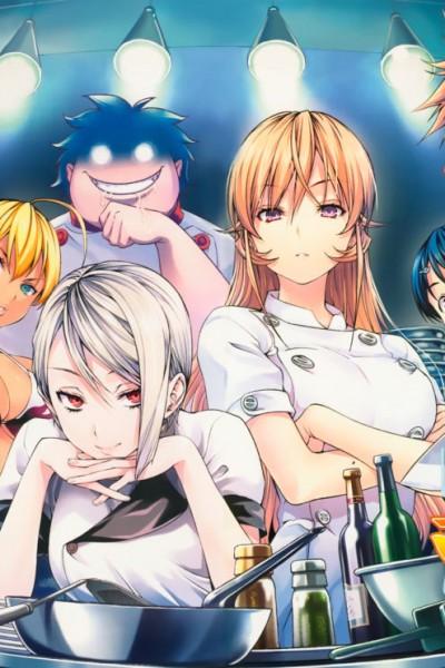 Shokugeki no Soma ยอดนักปรุงโซมะ ภาค 1 ตอนที่ 1-24 จบซับไทย +OVA