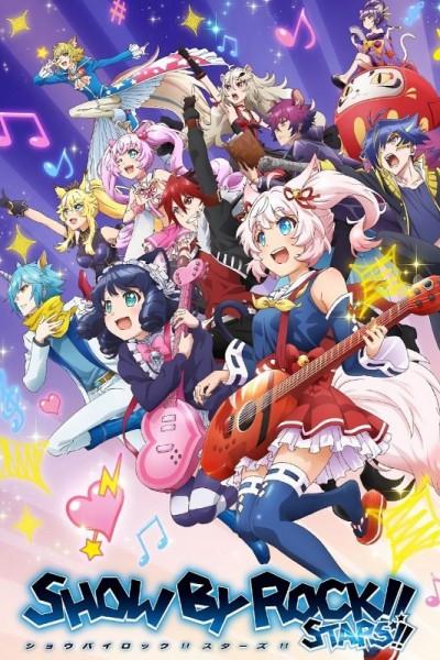 Show by Rock!! Stars! (2021) ตอนที่ 1-10 ซับไทย