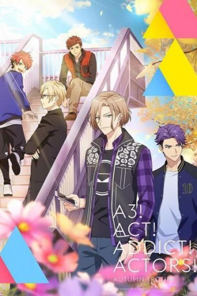 A3! Season Autumn & Winter ซัมเมอร์นี้ฉันจะดันพวกเธอเอง ภาค2 ตอนที่ 1-7 ซับไทย