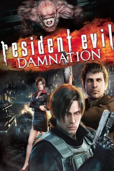 Resident Evil Damnation (2012) ผีชีวะ สงครามดับพันธุ์ไวรัส เดอะ มูฟวี่ ซับไทย