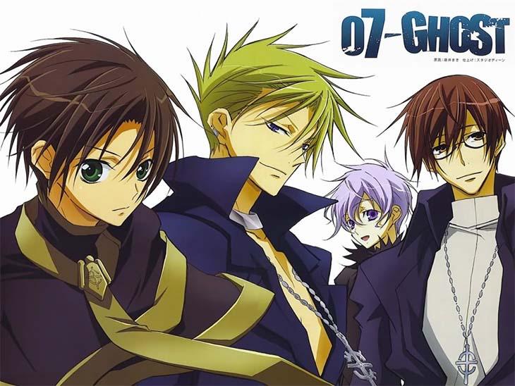 07 Ghost พรตมารทั้ง 7