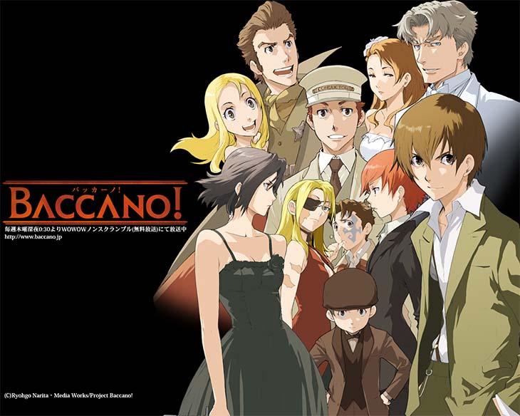 Baccano มาเฟียบ้าฆ่าไม่ตาย