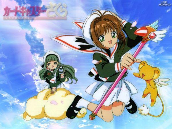 Card Captor Sakura ซากุระ มือปราบไพ่ทาโรต์