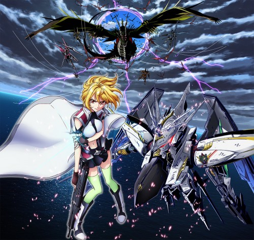 Cross Ange Tenshi to Ryuu no Rondo 1