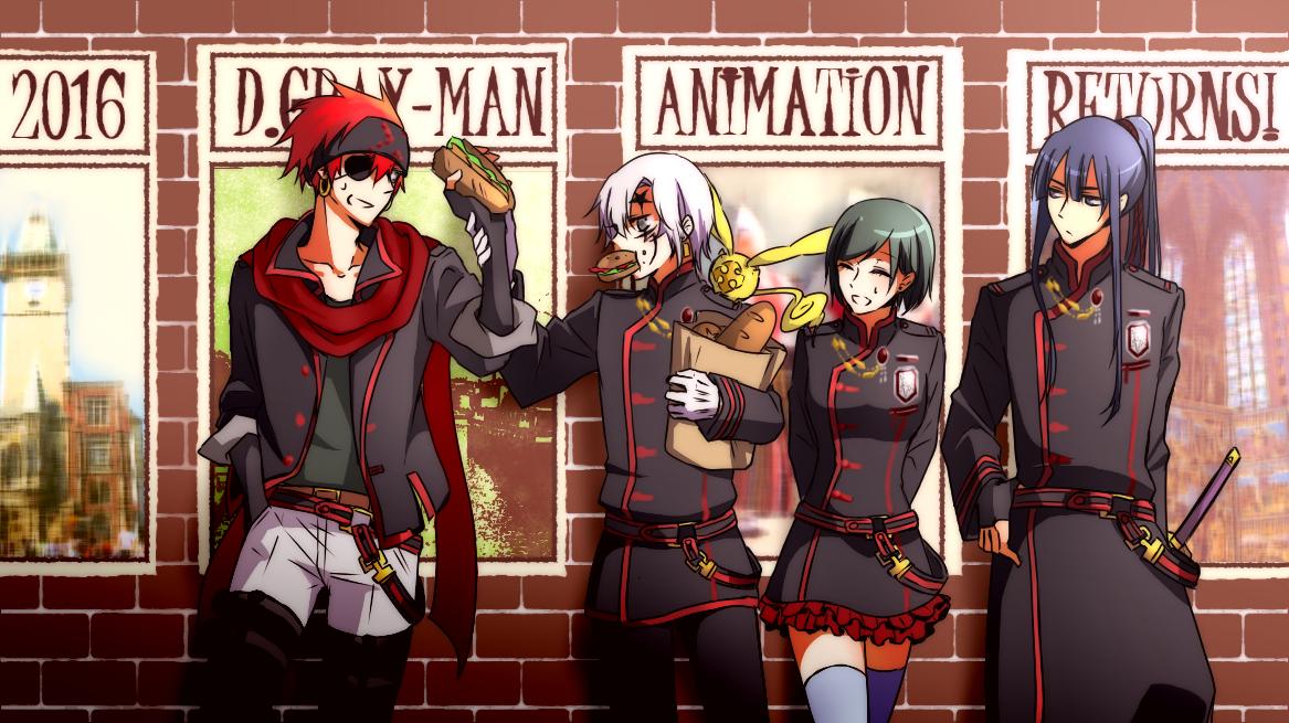D.Gray-man Hallow3