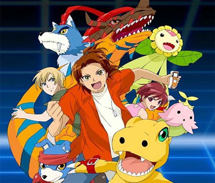 Digimon Savers3