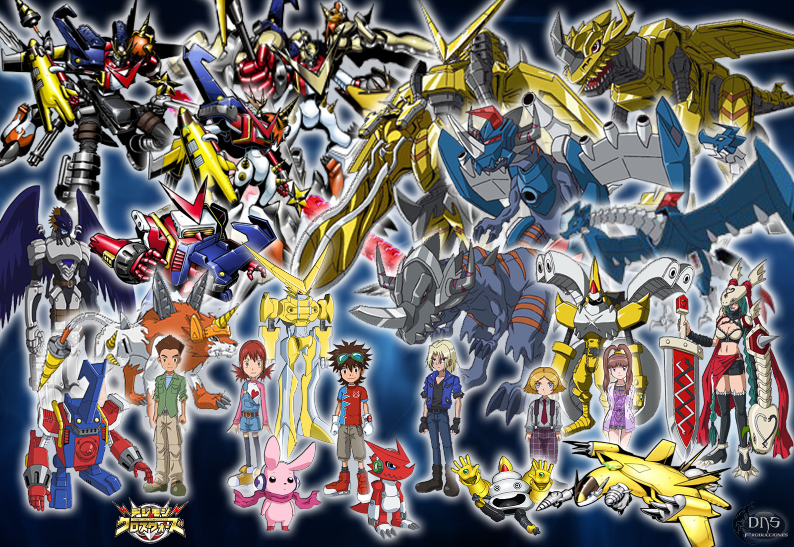 Digimon Xros Wars II 4