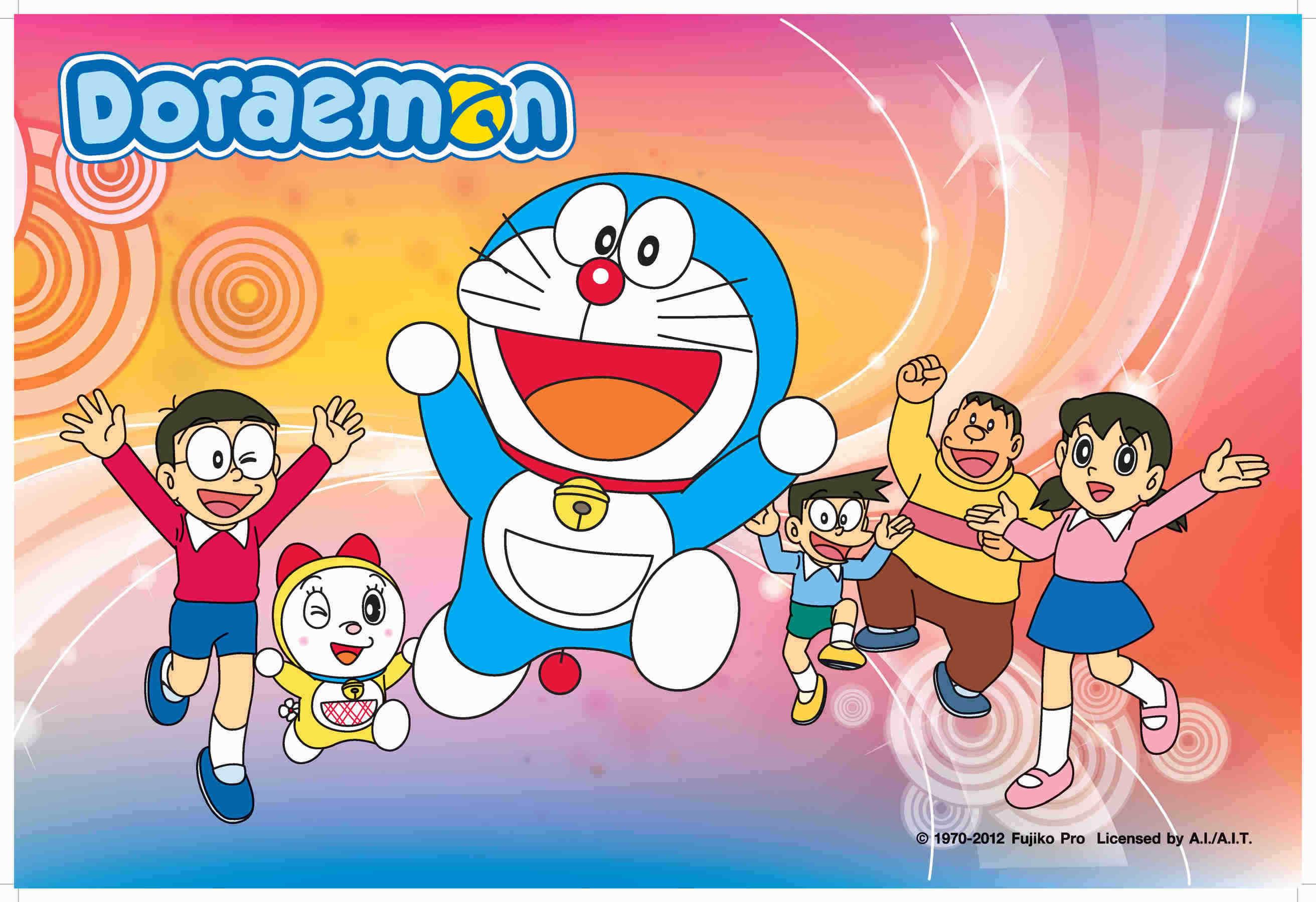Doraemon 2011 5