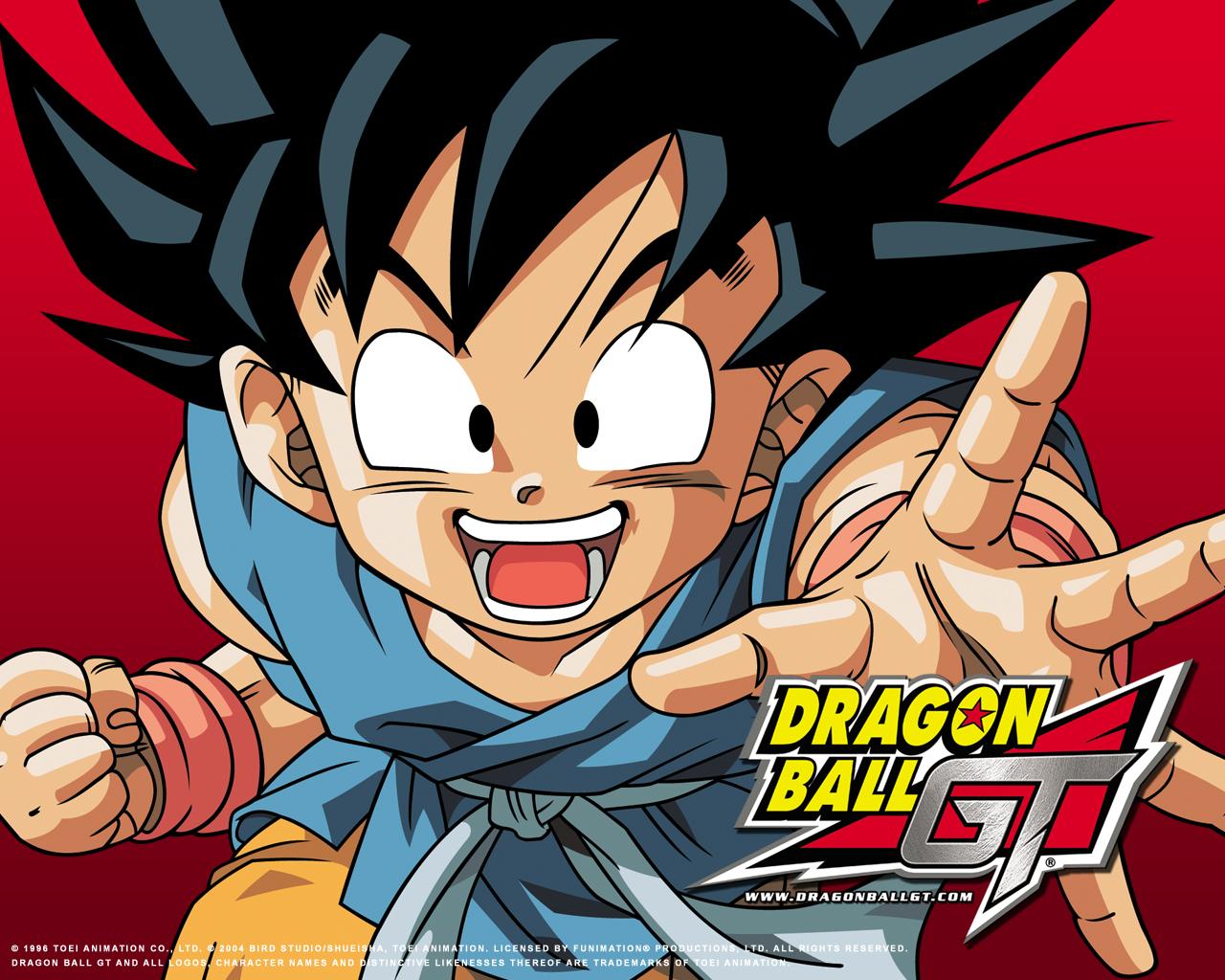 Dragon Ball GT ดราก้อนบอล จีที