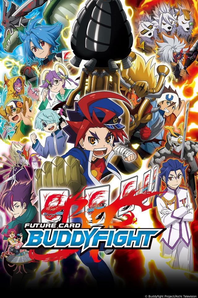 Future Card BuddyFight2