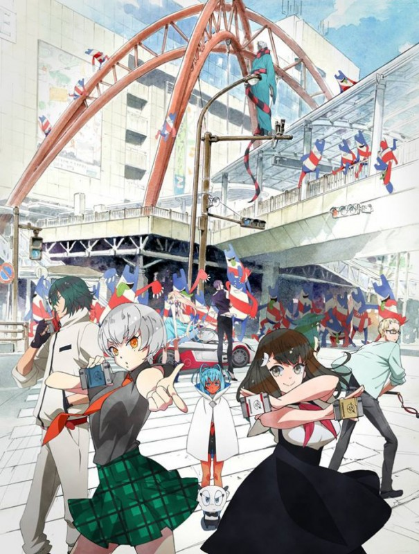 Gatchaman Crowds Insight1