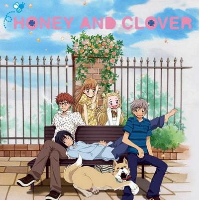 Honey and Clover หวานใจกับใบโคลเวอร์ ภาค 1-2