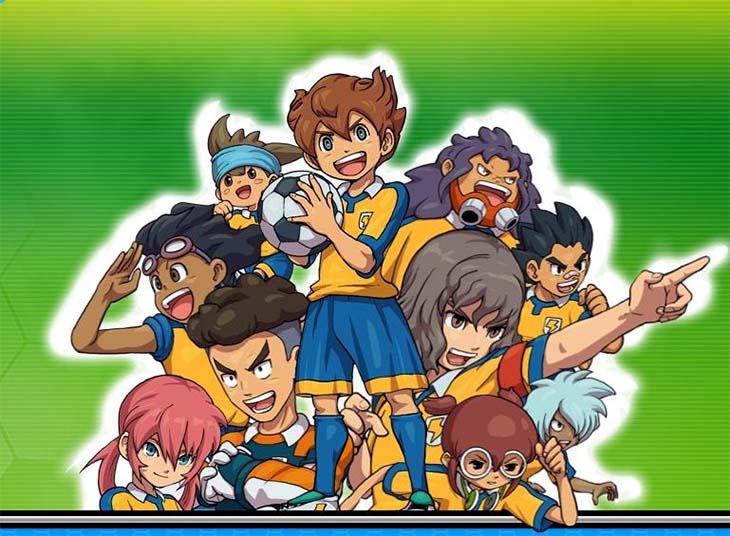 Inazuma Eleven GO นักเตะแข้งสายฟ้า โก ภาค 2