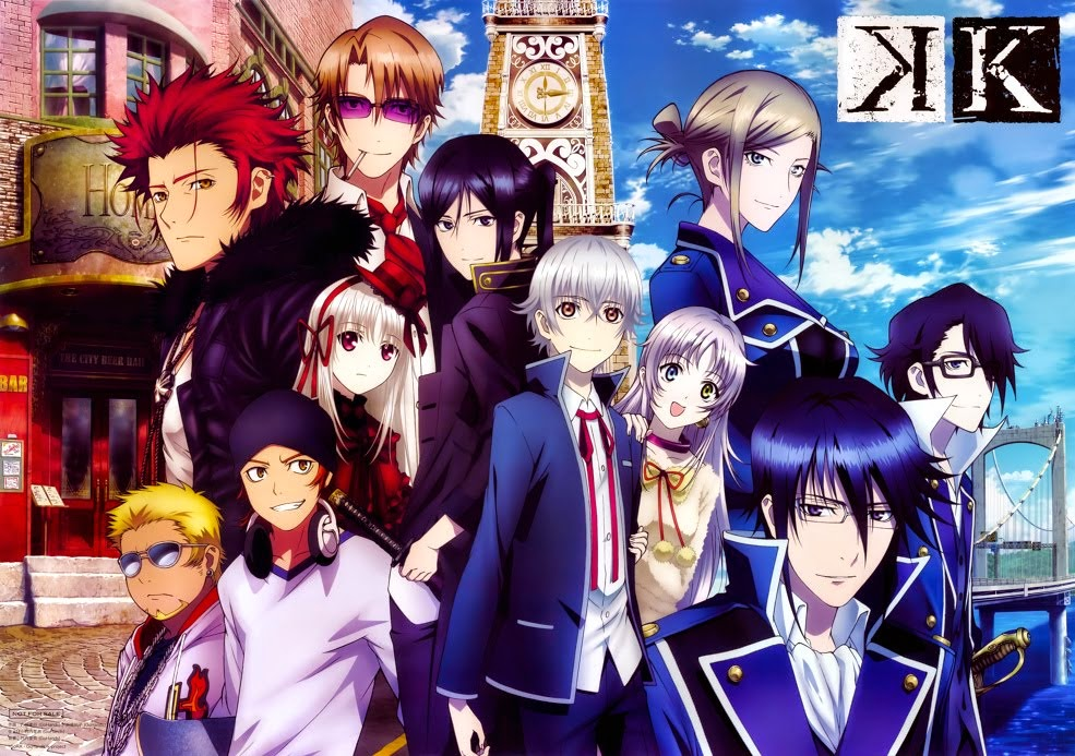 K Project 3