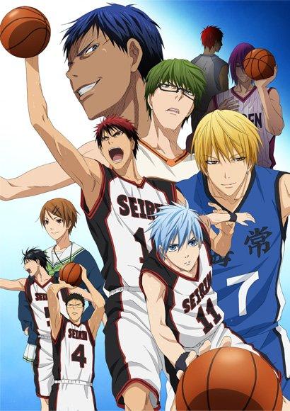 Kuroko No Basket คุโรโกะ โนะ บาสเก็ต ภาค 1-25