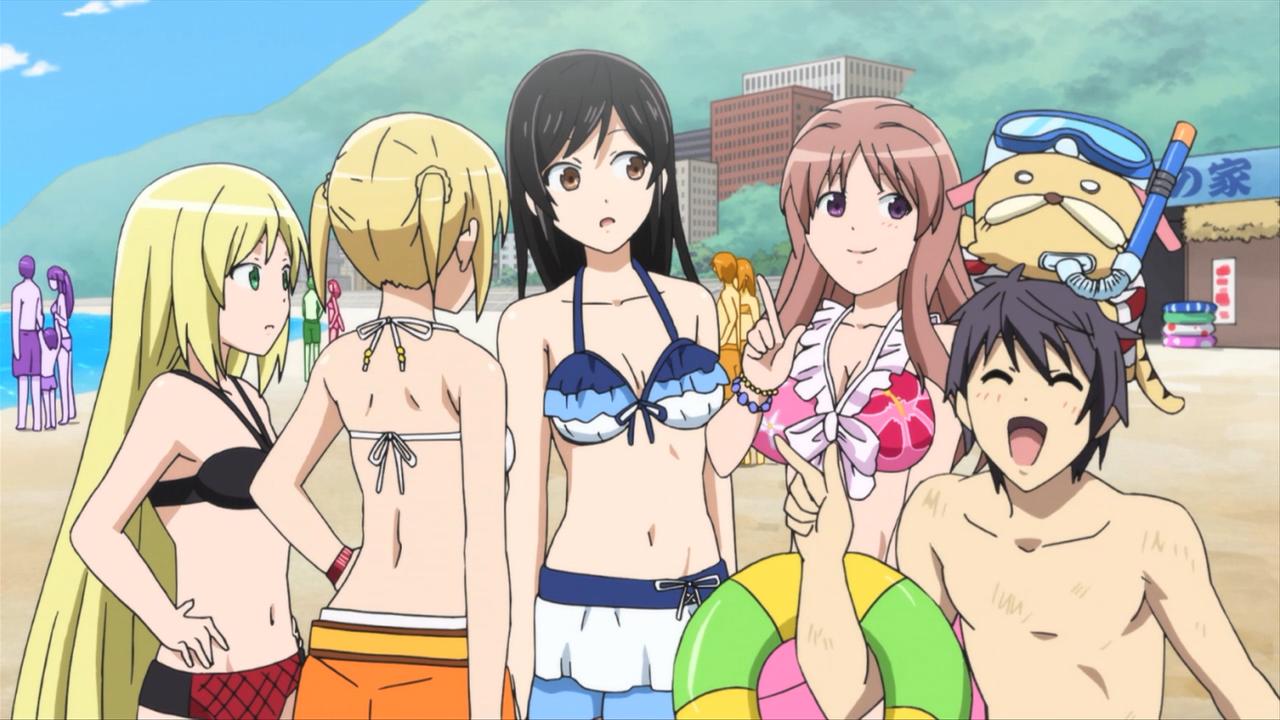 Mangaka-san to Assistant-san to 5