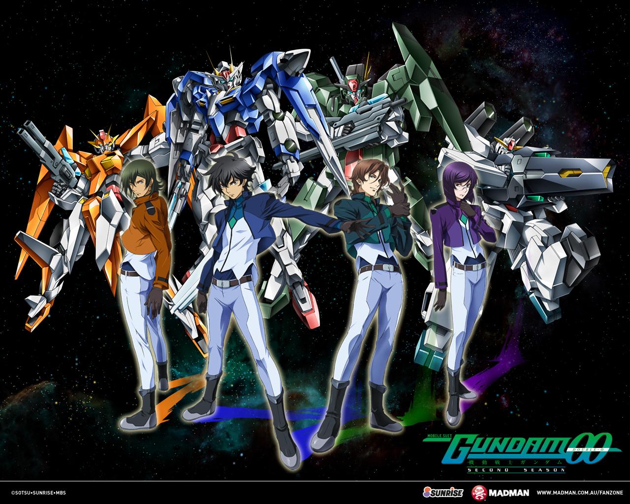 Mobile Suit Gundam โมบิลสูท กันดั้ม เรียงภาค ทุกภาค